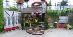 La grande serre du Jardin botanique