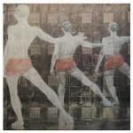 Tissage Jacquard, coton, lin, teinture, 1,600 $